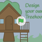 Scratch作品例「Design your own Treehouse! My Dyo contest entry!」